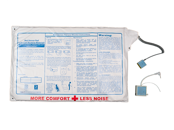 NC90911 Wireless Bed Mat (Complete Kit)