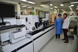 New Lab Equipment