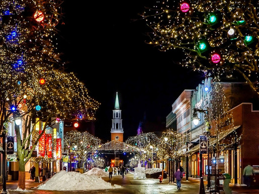 Holiday Light Displays for 2020