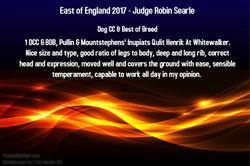 east of england 2017