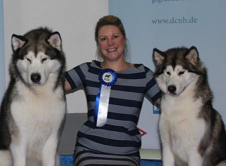 World Dog Show!! Leipzig, Germany