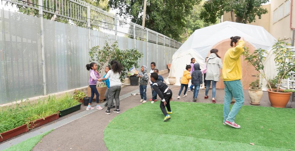 המרכז החקלאי של בית ספר הירדן