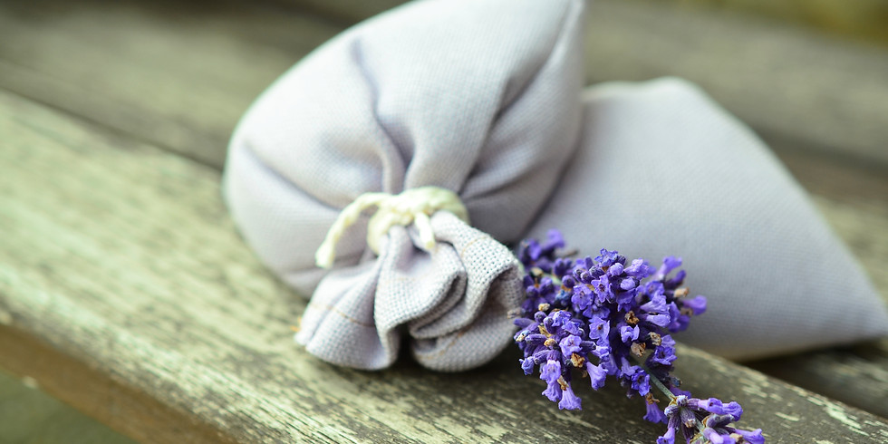 פעילות ילדים - הכנת שקיות ריחניות לארון הבגדים