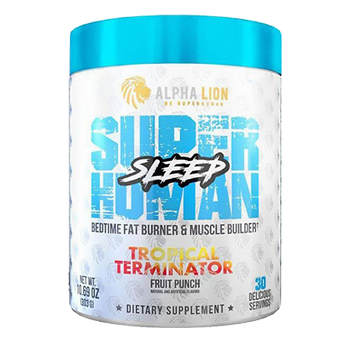 Superhuman Sleep
