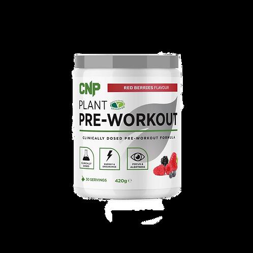 Plant Pre Workout