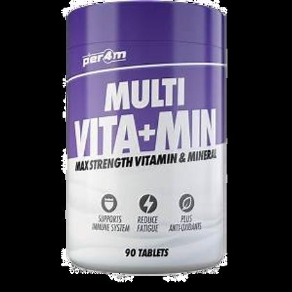 Multi Vita+Min (90 Tablets)