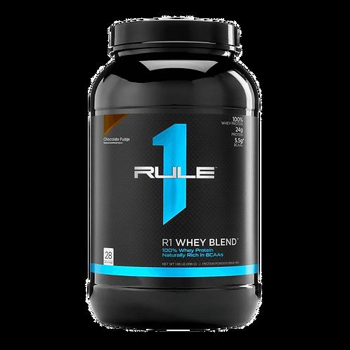 Rule1 Whey Blend 896g (28 servings)