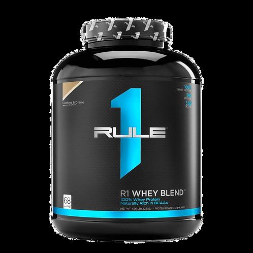 Rule1 Whey Blend 2.2kg