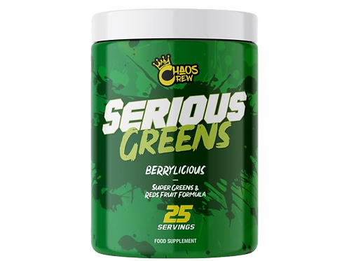 Serious Greens