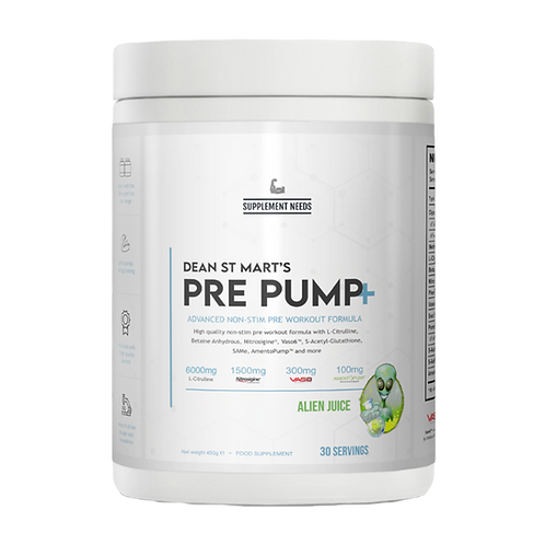 Pre Pump+