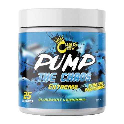 Pump The Chaos Extreme