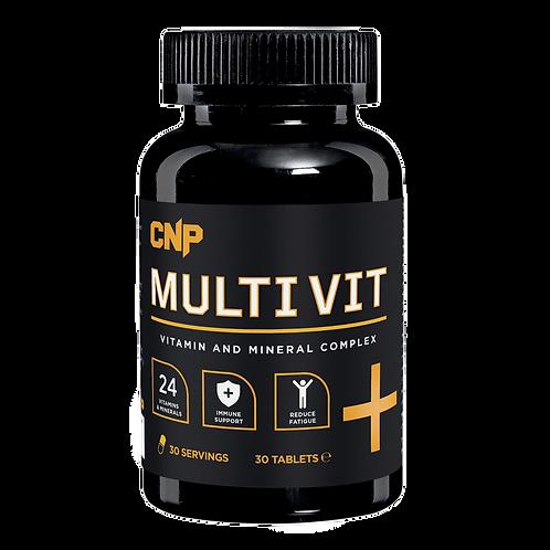 Multi Vit - Vitamin & Mineral Complex (30 Servs)