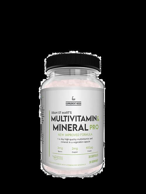 Multivitamin & Mineral Pro