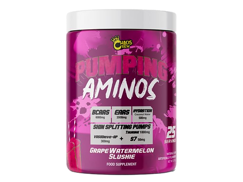 Pumping Aminos