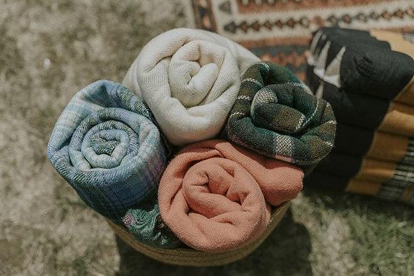 Vintage Picnic Blankets
