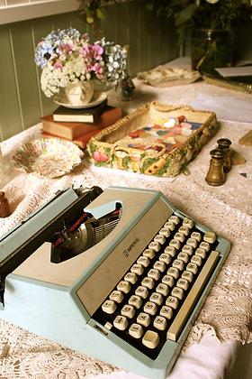Typewriter - Imperial Green