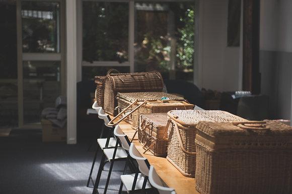 Picnic Basket Collection - Vintage