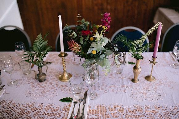 Brass Vase Collection