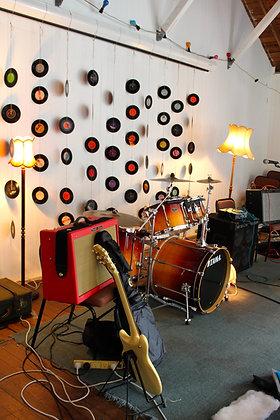 Vinyl Backdrop