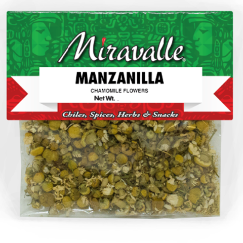 Manzanilla 3paq 0.25oz