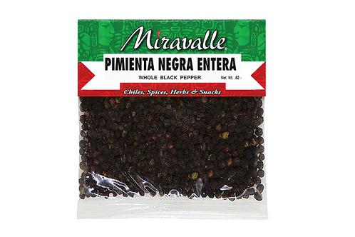 Pimienta Negra Entera 3paq 0.62oz