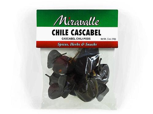 Chile Cascabel 3paq 0.5oz