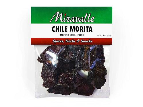 Chile Morita 3paq 1oz