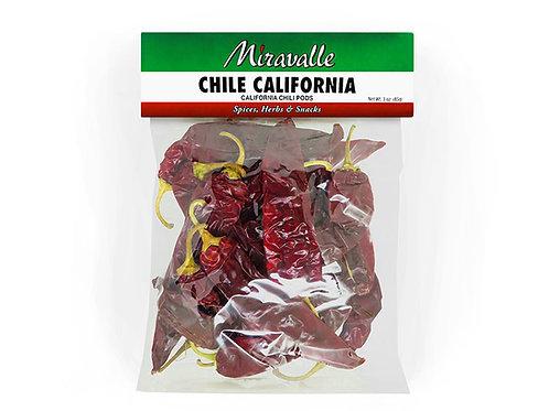 Chile California 3paq 3oz