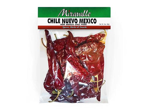 Chile New Mexico 3paq 3 Onzas