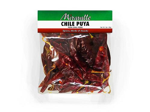 Chile Puya 3paq 2oz