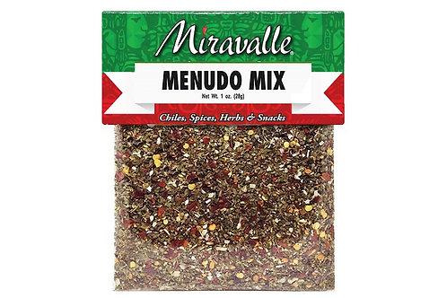 Menudo Mix 3paq 1oz