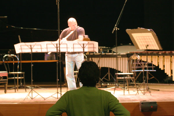 with Stefano Scodanibbio
