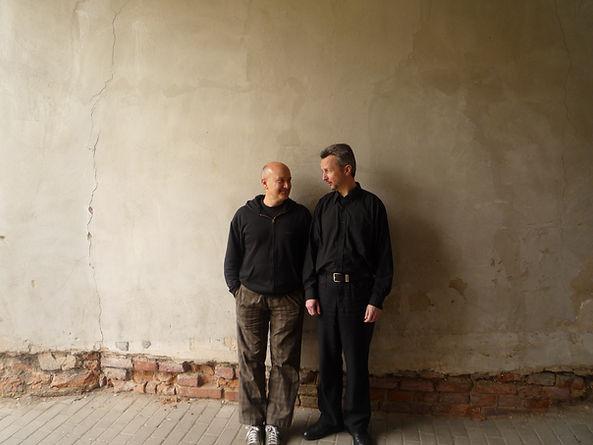 with Rytis Mazulis