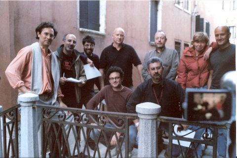 with Gavin Bryars, Philip Jeck and Alter Ego