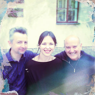 with Juste Janulyte and Rytis Mazulis