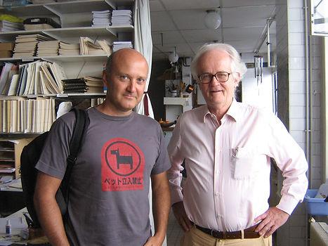 with Tom Johnson