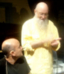 with Terry Riley