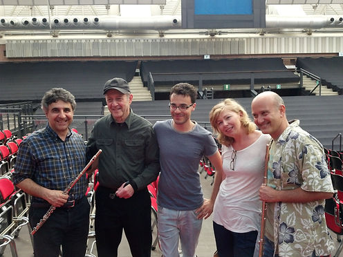 with Steve Reich and PMCE