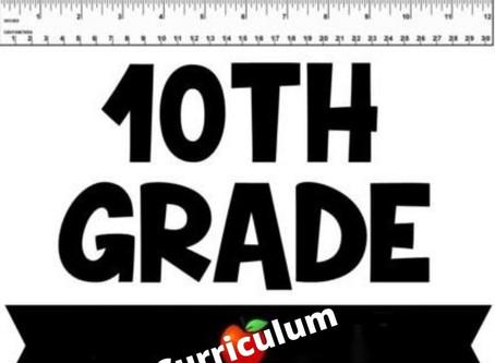 Our 10th Grade Secular Homeschool Curriculum