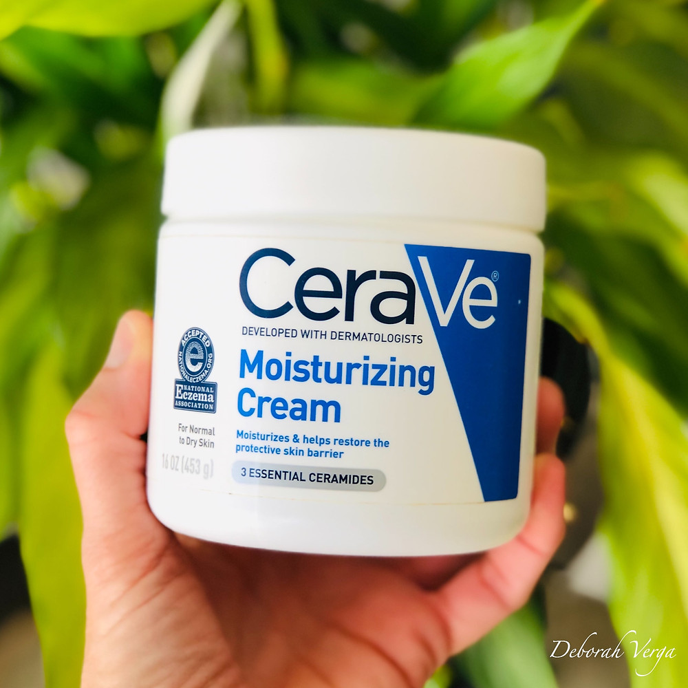 Dry Skin Relief CeraVe Moisturizing Cream
