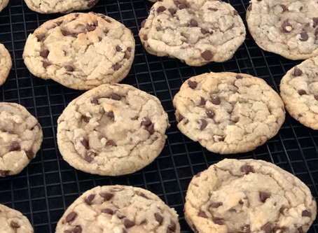 Super Yummy Chocolate Chip Cookies