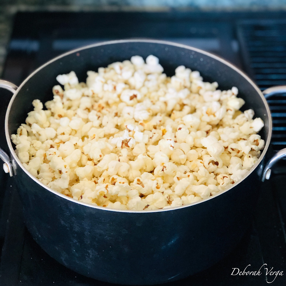 How to Make Old School Popcorn