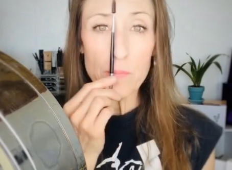 Get Perfect Brows with this Easy Brow Tip!