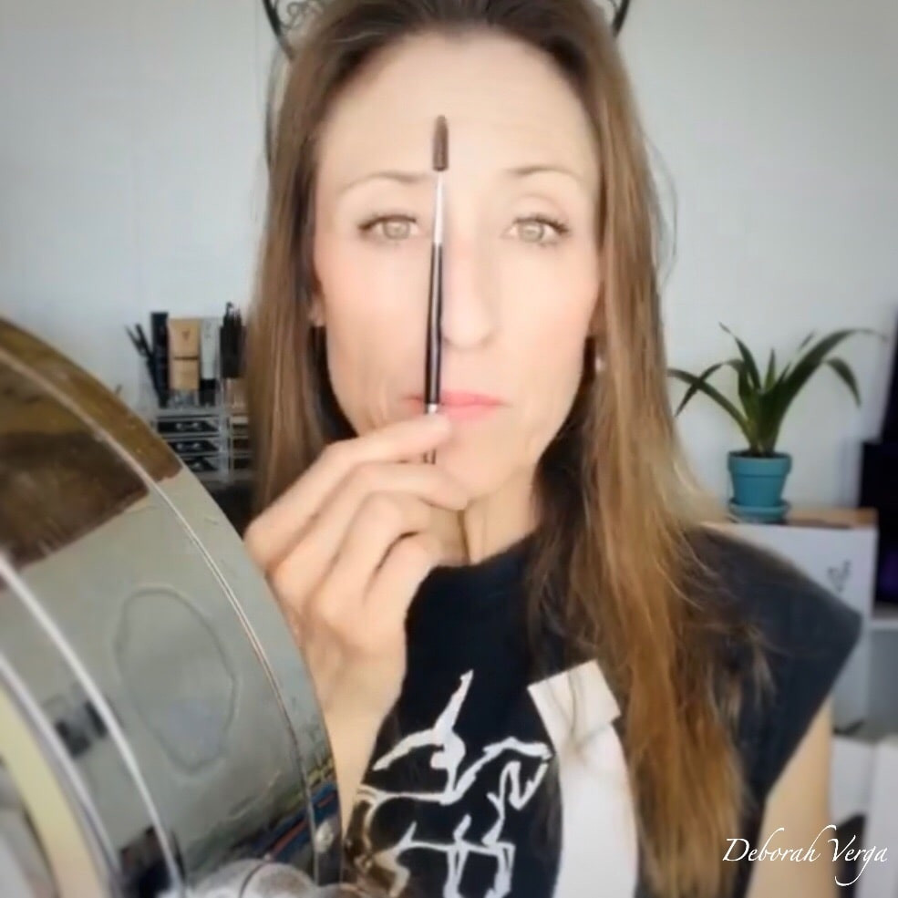 Get Perfect Brows with this Easy Brow Tip! Step 1