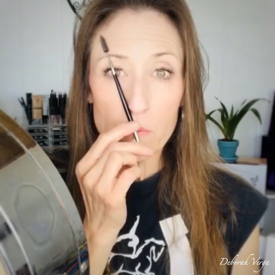 Get Perfect Brows with this Easy Brow Tip! Step 2