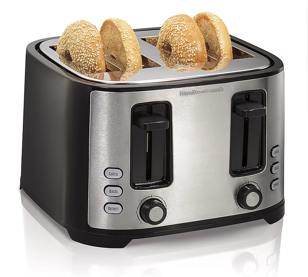 Hamilton Beach 4 Slice Extra Wide Toaster Review