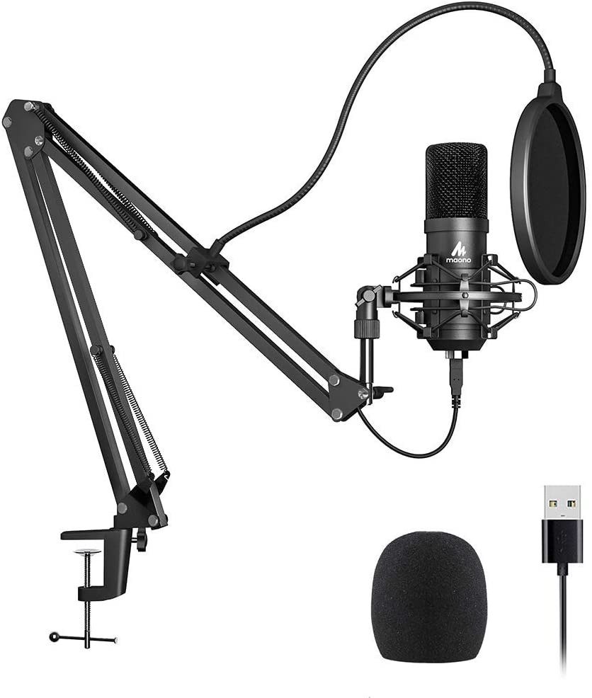 Maono AU-A04 Studio Microphone Kit