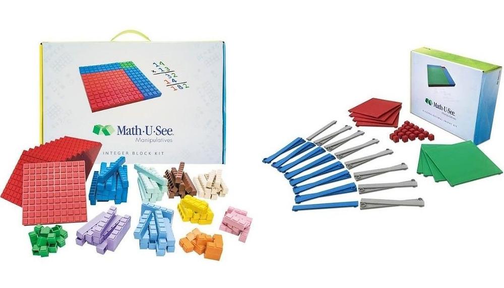 Math U See Manipulatives