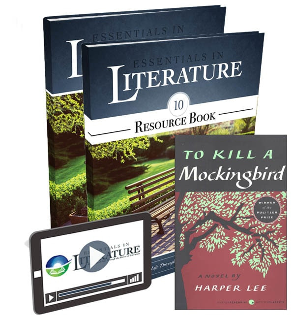 Essentials in Literature 10