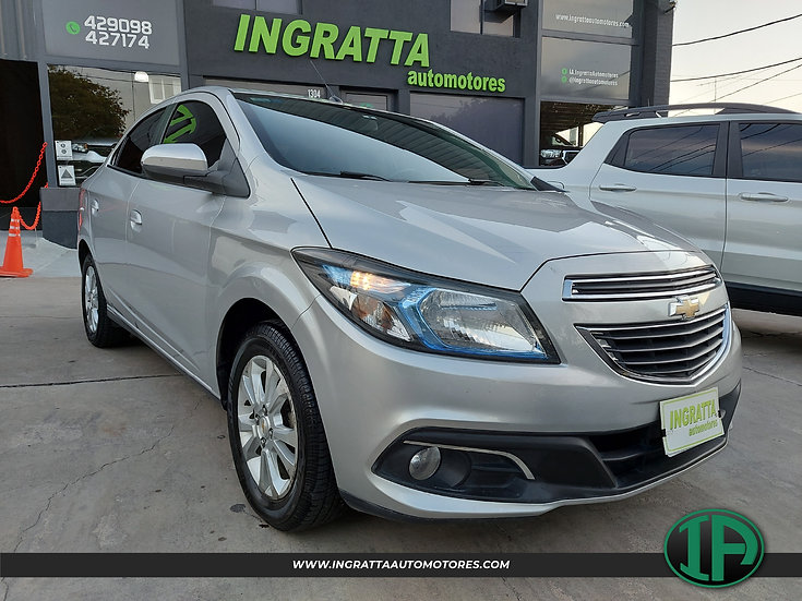 CHEVROLET PRISMA 1.4 LTZ AT - 2015 - 139.000KM -